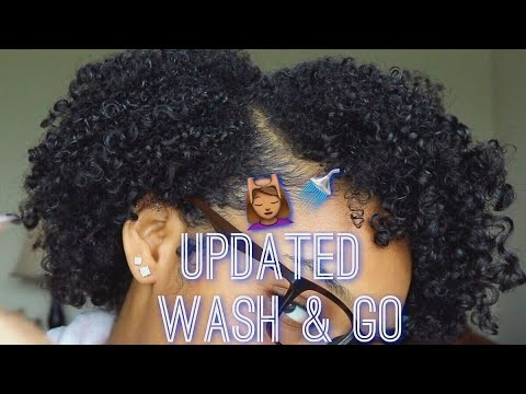 THE BEST Wash & Go EVER!! | How To Define 3B/3C Curls | Flawhs