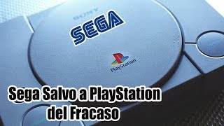 El Dia que Sega salvo a la PlayStation del Fracaso
