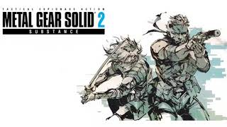 Metal Gear Solid 2 Substance OST: MGS1 Snake - Sneaking Mission