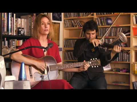 Sam Phillips: NPR Music Tiny Desk Concert