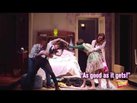 Critics love Alan Ayckbourn's Bedroom Farce