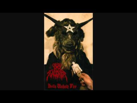 Nunslaughter - I Am Death