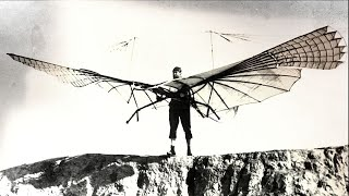Первые летательные аппараты. Первые попытки полета человека.