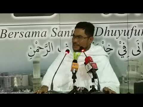 Khutbah Arafah 2018