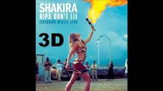 Shakira [3D AUDIO] - Hips Don't Lie