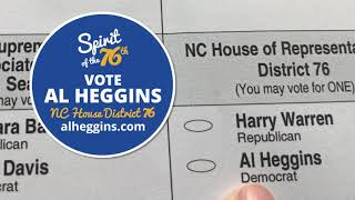 Flip The Ballot! Vote Both Sides in 2020 North Carolina