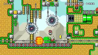 Sрiηrαnhα: The Forgσtten Pαth - Beating Super Mario Maker's HARDEST Levels!