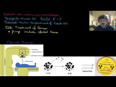 Radioisotopes in Medicine: Cobalt - 60