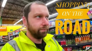 My Trucking Life - SHOPPING ON THE ROAD - #1595