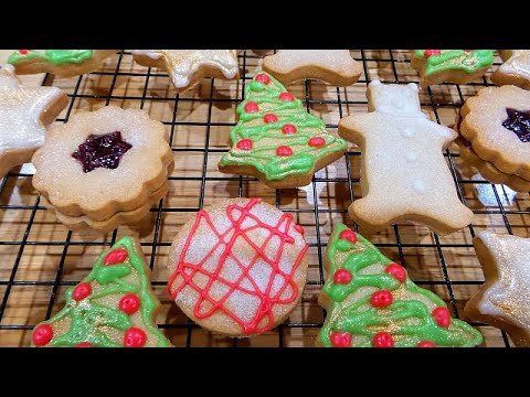 easy-shortbread-cookies-recipe-(christmas-recipes)