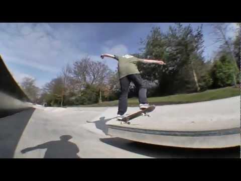 Jack Soden- Telegraph Hill Skate Park