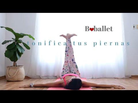 B♥️ballet *TONIFICA TUS PIERNAS (aductores & abductores)* | Brenda Yoga
