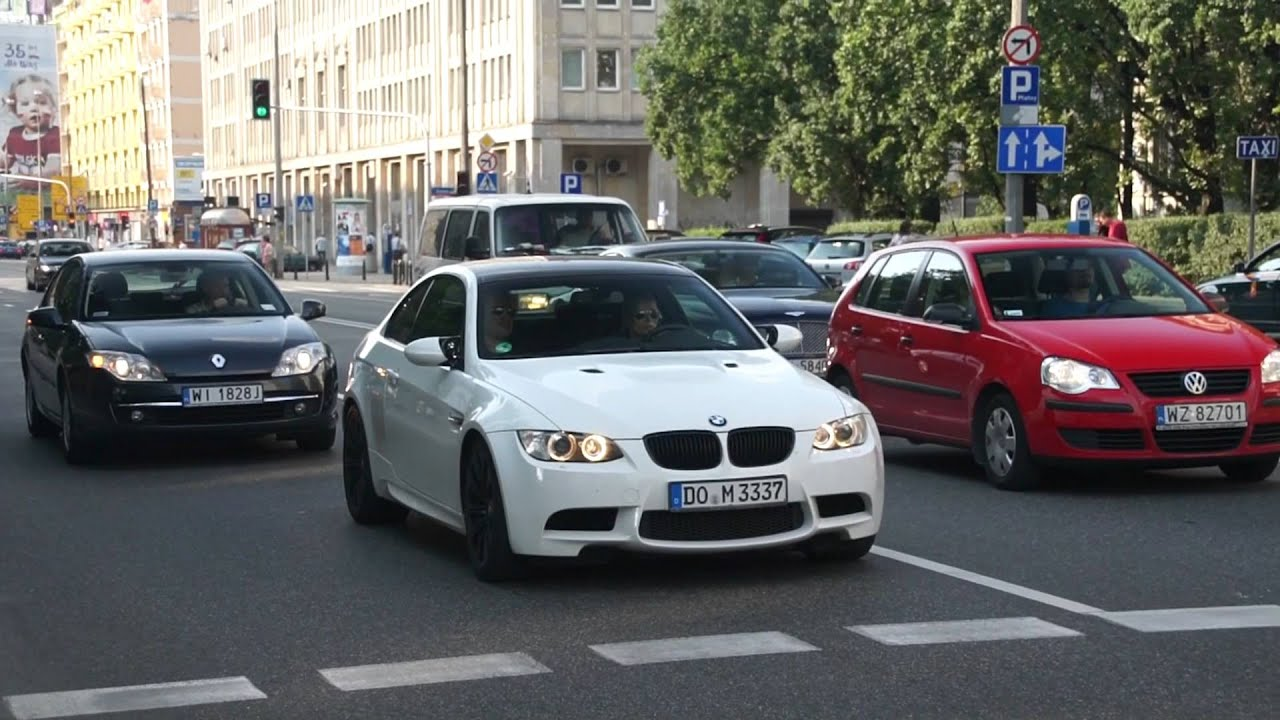 bmw m3 e92 in warsaw youtube. Black Bedroom Furniture Sets. Home Design Ideas