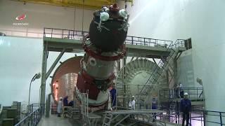 ТПК «Союз МС-10» - проверка на герметичность