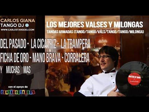 Popular Milonga & Tango music videos