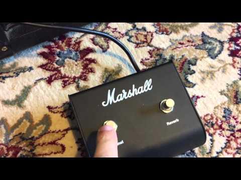 Marshall MA50C Kisa Tanitim