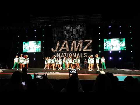 Monrovia High School Cheer Jamz Nationals 2016