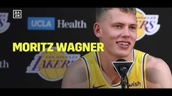 DAZN Feature: Moritz Wagner bei den Los Angeles Lakers | NBA