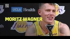 DAZN Feature: Moritz Wagner bei den Los Angeles Lakers | NBA