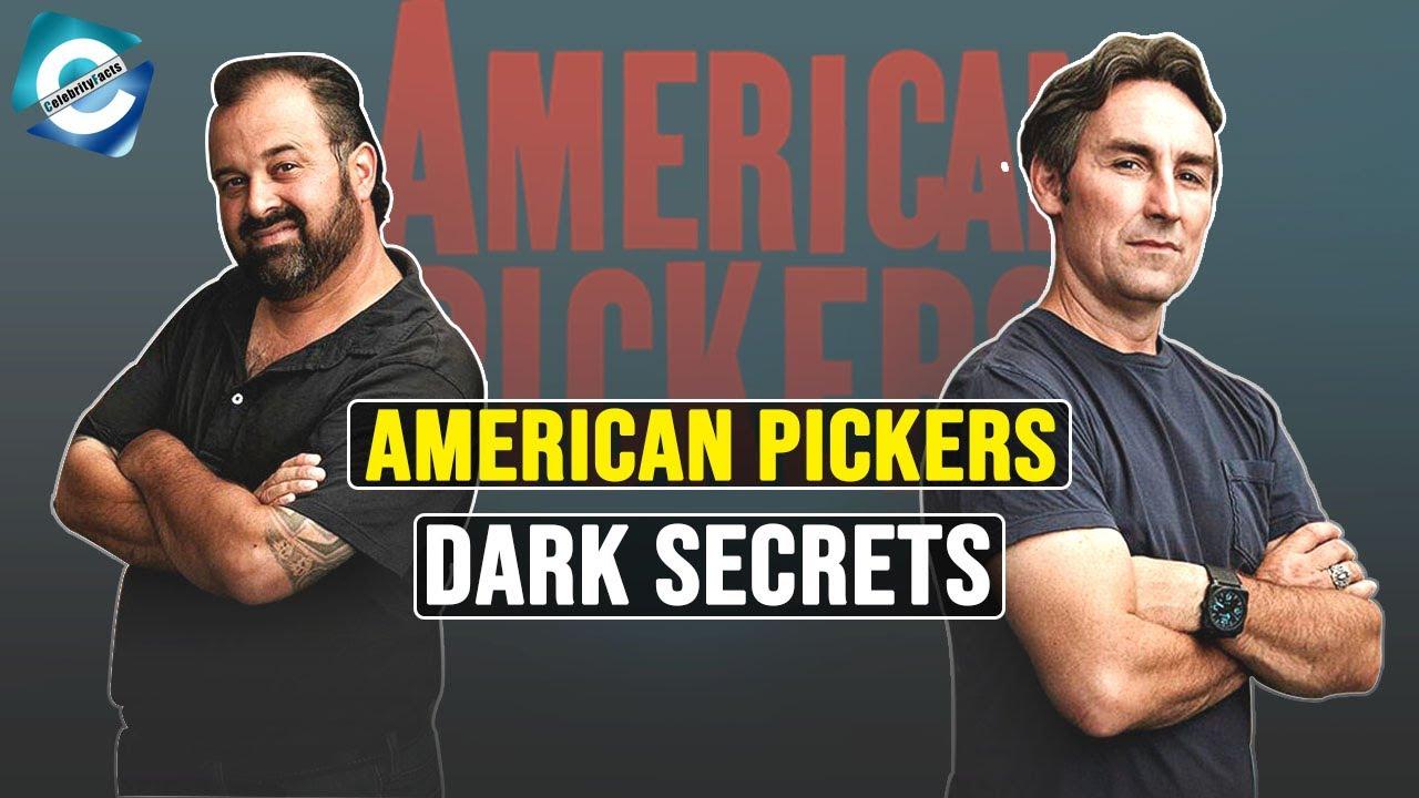 Download Behind the Scene Dark Secrets of American Pickers   2021