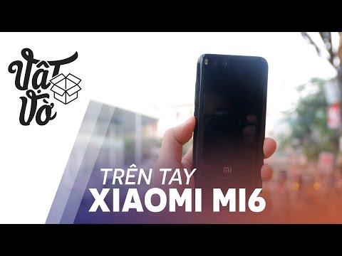 Mở hộp Xiaomi Mi6 đã về Việt Nam