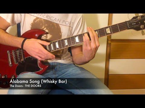 Alabama Song Whisky Bar  Guitar Tutorial