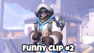 Overwatch - Funny Clip #2