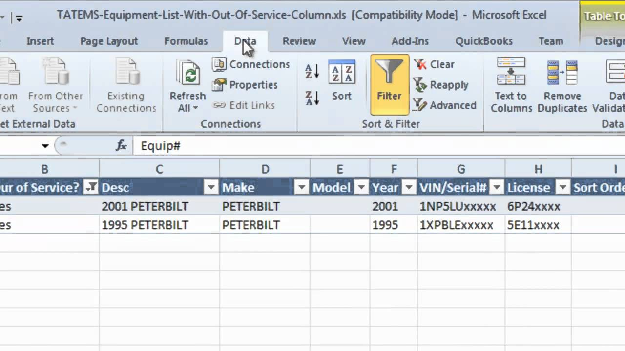 Free Preventive Maintenance Software Excel - FREE DOWNLOAD