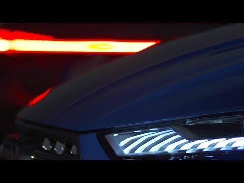 Teaser - Novo Audi A7 2018 - www.car.blog.br