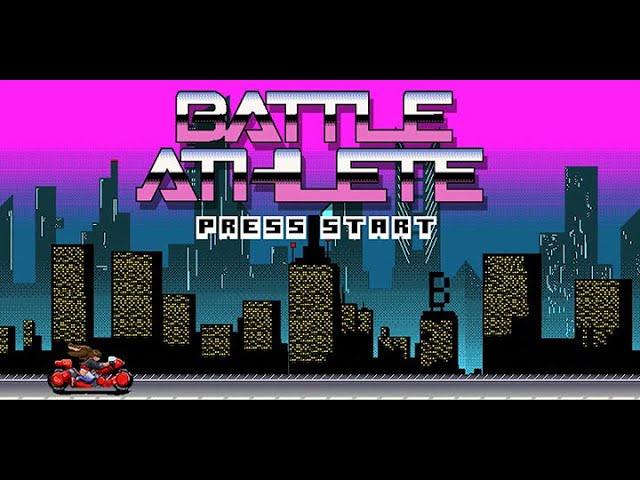 Battle Athlete Trailer 2021