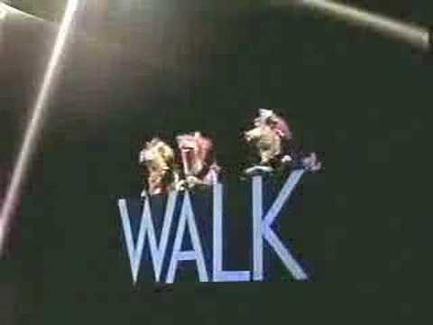 Classic Sesame Street - A New Way to Walk (ORIGINAL)