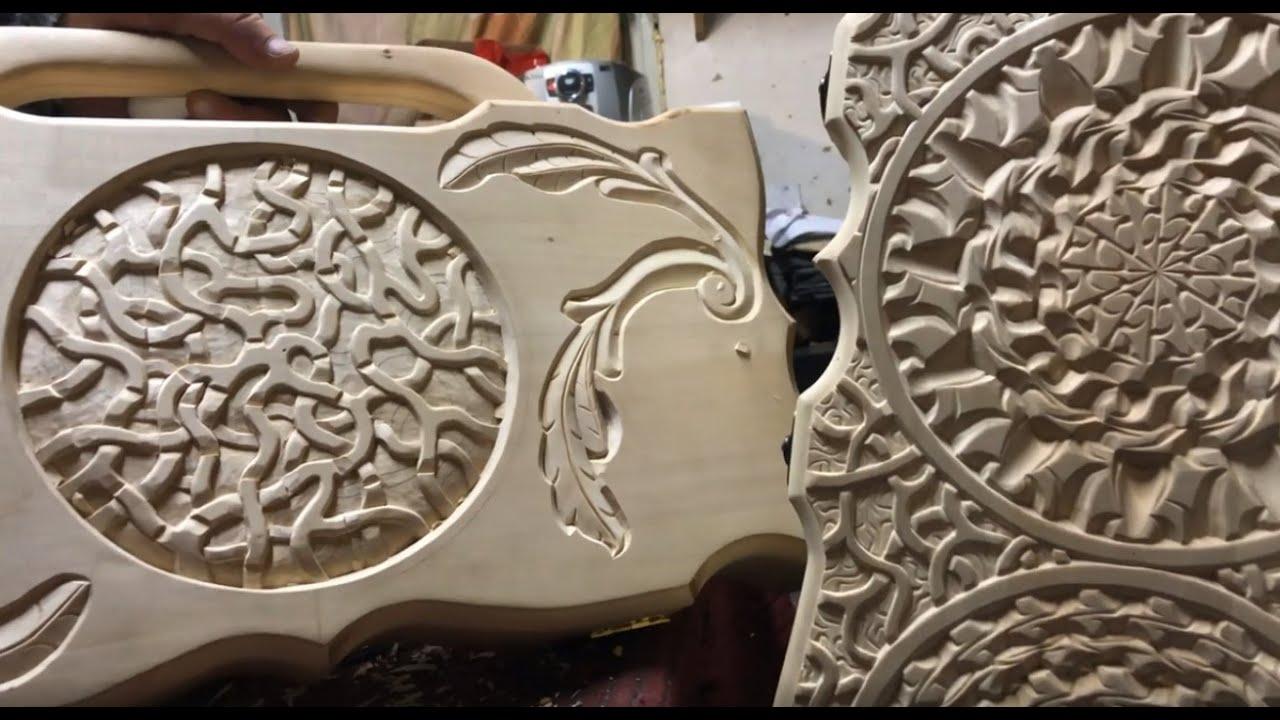 Уникальные нарды ручной работы, процесс изготовление своими руками
