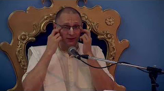 Шримад Бхагаватам 1.14.12-29 - Вистара прабху