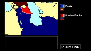[Wars] The Russo-Persian War (1796): Every Week