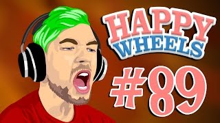 TRY TO STOP! | Happy Wheels - Part 89