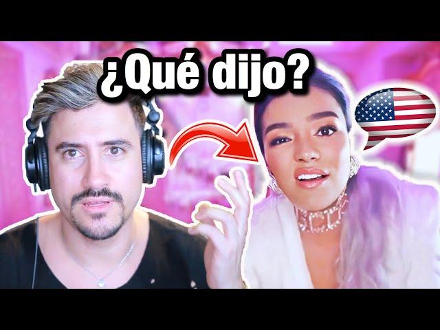ANALIZO EL INGLES DE KAROL G