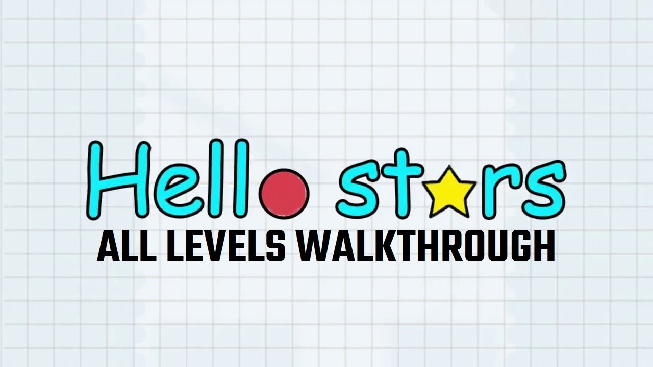hello stars chapter 1 22 level 1 213 3 stars walkthrough hello