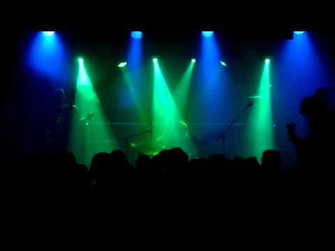 THE OCEAN - Ectasian - Live at The Garage, London, November 25 2011