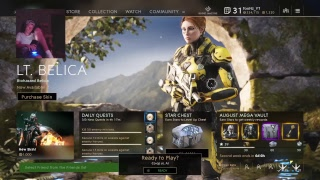 Paragon Playing Iggy. Streaming V42 Live All Day! Come Chill!