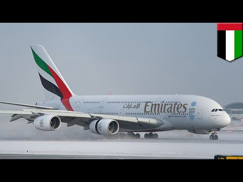 Emirates to use virtual windows instead of real ones - TomoNews