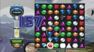 New Bejeweled Twist combo - 236 gem combo! :D