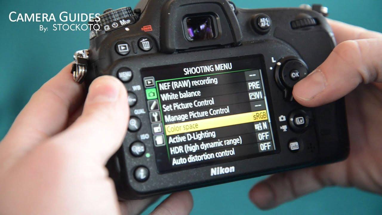 how to shoot hdr photos with the nikon d7100 youtube rh youtube com Photo Bracketing Exposure Wheel Nikon Auto Bracketing