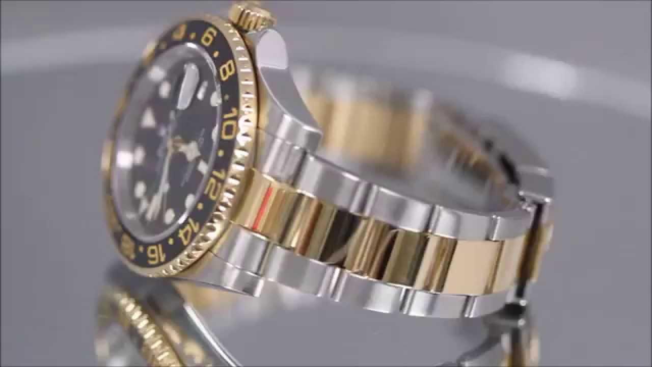 Rolex submariner ceramic on wrist