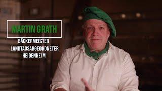Martin Grath – Bäckermeister Aus Heidenheim – Vorstellungsvideo LDK 2020