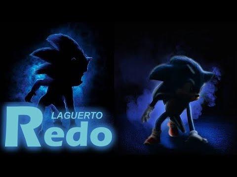 Laguerto Redo Sonic The Hedgehog Movie Teaser Poster 1 S1 1 Youtube