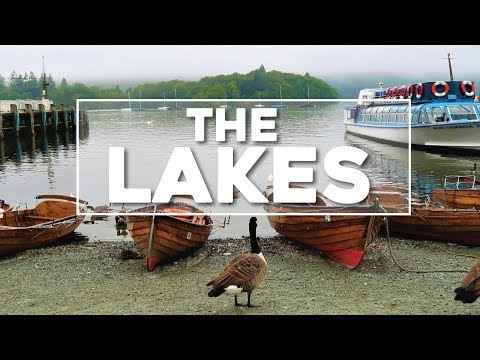The Lake District | Kendal Mint Cake | Bowness On Windermere
