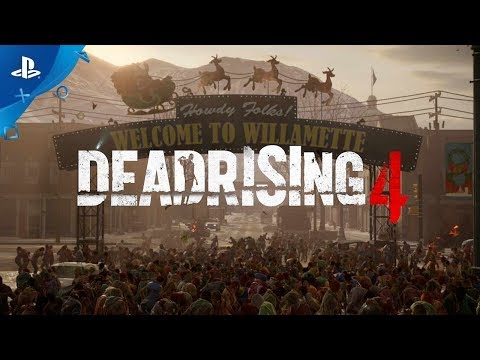 Dead Rising 4: Frank's Big Package – Announcement Trailer | PS4