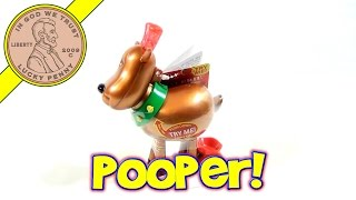 Pooping Candy Musical Reindeer Christmas Candy Toy, Galerie
