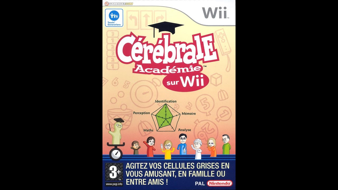 cerebral academy wii