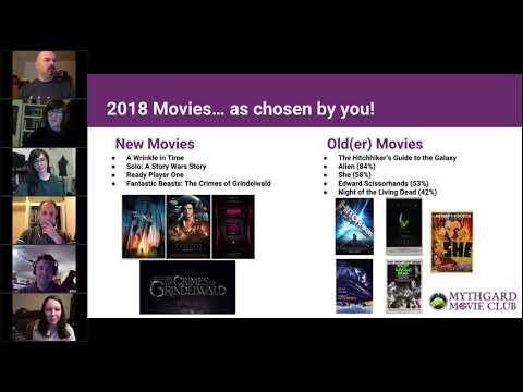 Mythgard Movie Club - Session 02: The Last Jedi